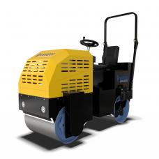 Виброкаток с сиденьем оператора VRDR-1000 Vektor 970кг