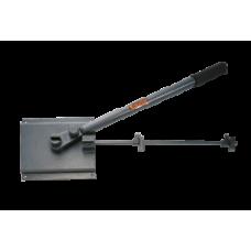 Ручной станок для гибки арматуры Kapriol 12 мм с линейкой VPK