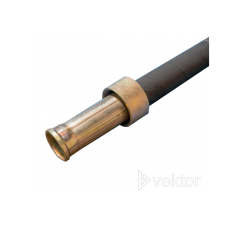 Гибкий вал с наконечником для Vektor-35H/220B (1.2м)