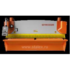 Гильотина гидравлическая STALEX QC11K-8х2500