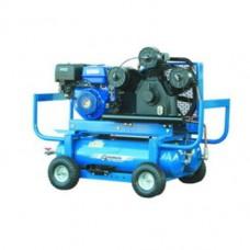Передвижной компрессор с бензиновым приводом Remeza СБ4/С-90.W95/6.SPE390E