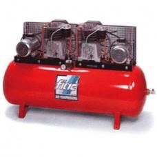 Компрессор поршневой с ременным приводом Fiac ABT 500-1700WB ТАНДЕМ (5.5кВт + 5.5кВт)