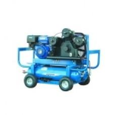 Передвижной компрессор с бензиновым приводом Remeza СБ4/С-90.W95/6.SPE390R