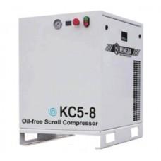 Спиральный безмасляный компрессор РЕМЕЗА КС3-8